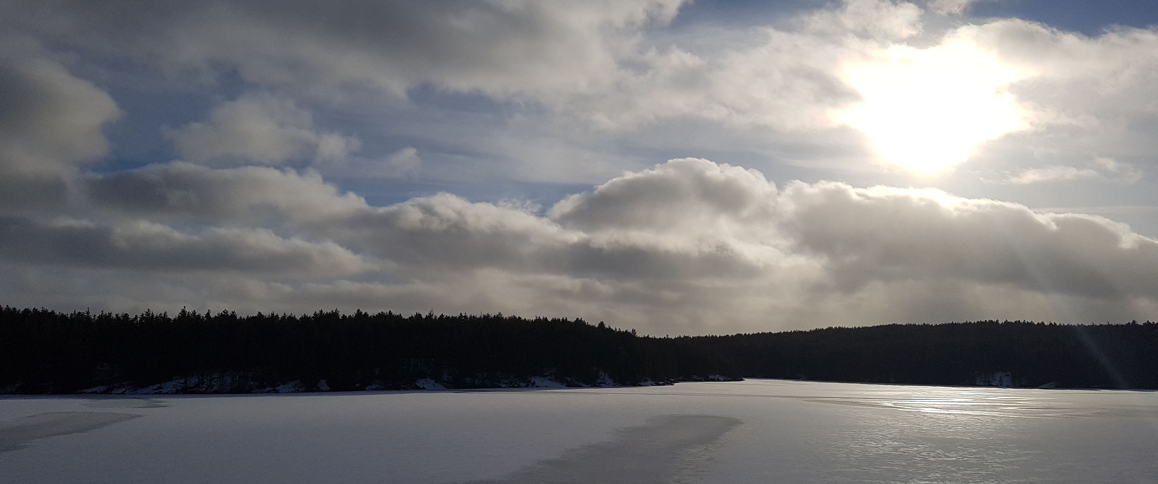 little joe lake - JCC road trip Canada